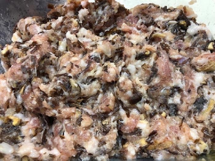 Uớp thịt từ 15-20 phút cho thấm gia vị